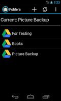 Screenshot of CloudVault Photo Uploader