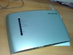 Erisson W25 Fixed Wireless Terminal - Front