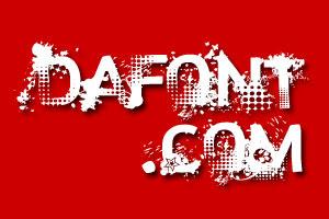 Сайт - архив шрифтов dafont.com