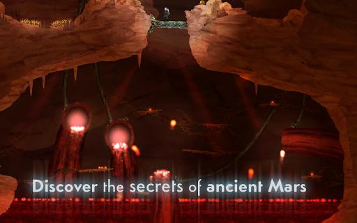 Waking Mars - screenshot