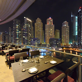 Veranda the ultimate Outdoor Experience by Rommel Cesar Diño - Buildings & Architecture Other Exteriors ( terrace, skyscrapers, architecture, restaurant, nightscapes )