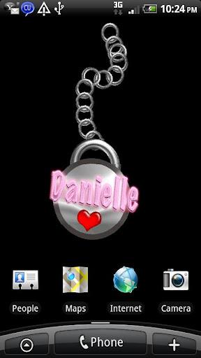 Danielle Live Wallpaper