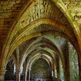 Battle Abbey by Dean Thorpe - Buildings & Architecture Public & Historical