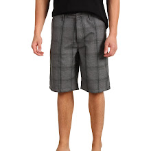 Quiksilver - Regency 2 22 Walkshort (Ash Grey) - Apparel