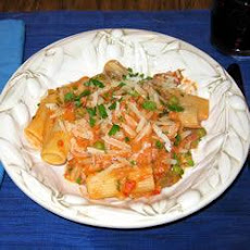 Creamy Vodka Sauce for Pasta