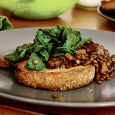 Cook the Book: Barbecued Lentils