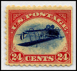Inverted Jenny, Position 70