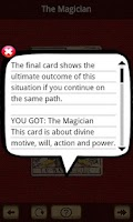 Screenshot of Best Tarot Lite