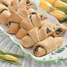 Spinach Crescents