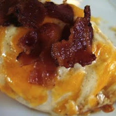 Bacon Cheeseburger Chicken