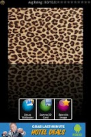 Screenshot of Crystal Animal Print Wallpaper