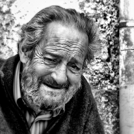 The shoemaker by Antonio Amen - People Street & Candids ( old, shoemaker, oldman, man )
