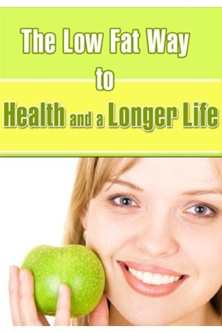 【免費健康App】Low Fat Way to Health-APP點子