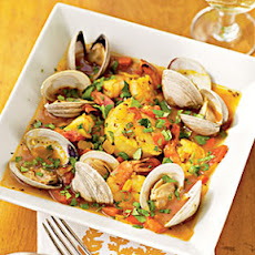 Shellfish with Chipotle and Tequila