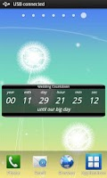 Screenshot of Wedding Countdown Widget