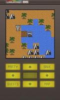 Screenshot of Gurk II, the 8-bit RPG