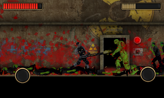 Screenshot of DOOR DEFENSE: ZOMBIE ATTACK