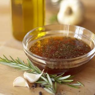 Rosemary Balsamic Vinegar Marinade Recipes