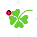 Clover Clock icon