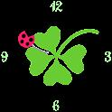 Clover Clock
