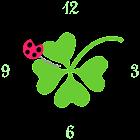 Clover Clock icon