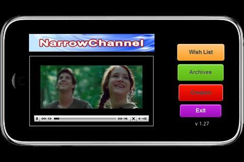 Narrow Channel