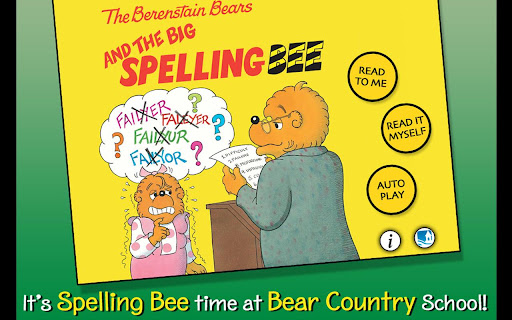 BB - Big Spelling Bee