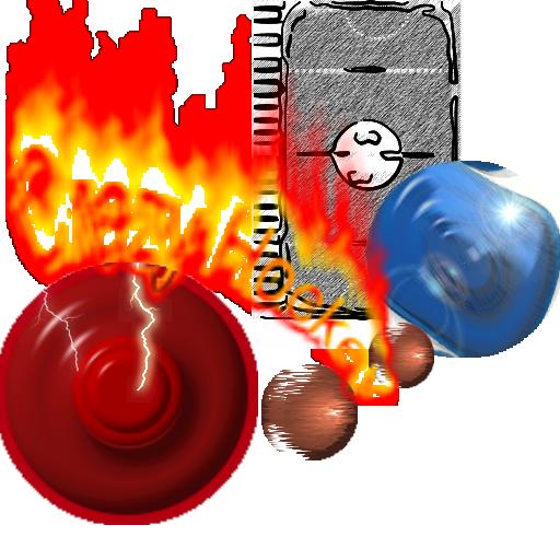 浮力盤( 單人 / 雙人對戰) LOGO-APP點子
