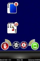 Screenshot of Lucky Sevens Blackjack FREE