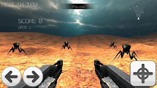 Скачать на андроид игру alien shooter