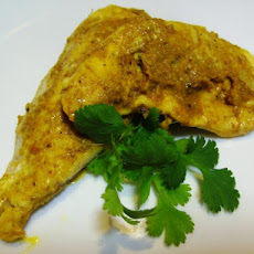 Broiled Indian Spiced Fish
