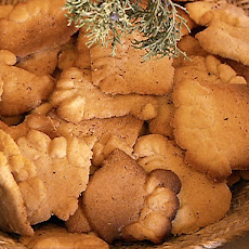 Anise Seed-Cinnamon Cookies: Biscochitos