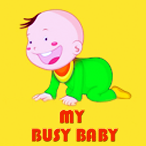 MyBusyBaby LOGO-APP點子