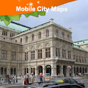 Vienna/Wien Street Map icon