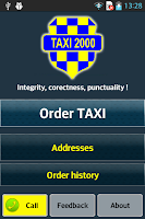 Screenshot of Taxi 2000