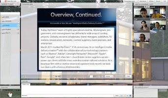 Screenshot of SNL