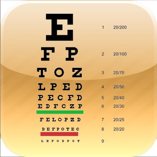 Optician LOGO-APP點子