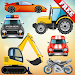 Vehicles and cars for toddlers Icon
