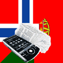 Norwegian Portuguese Dict icon