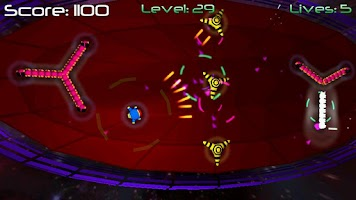 Screenshot of RoboShock
