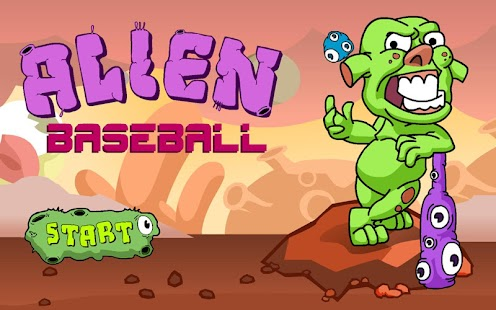 Alien Baseball- screenshot thumbnail