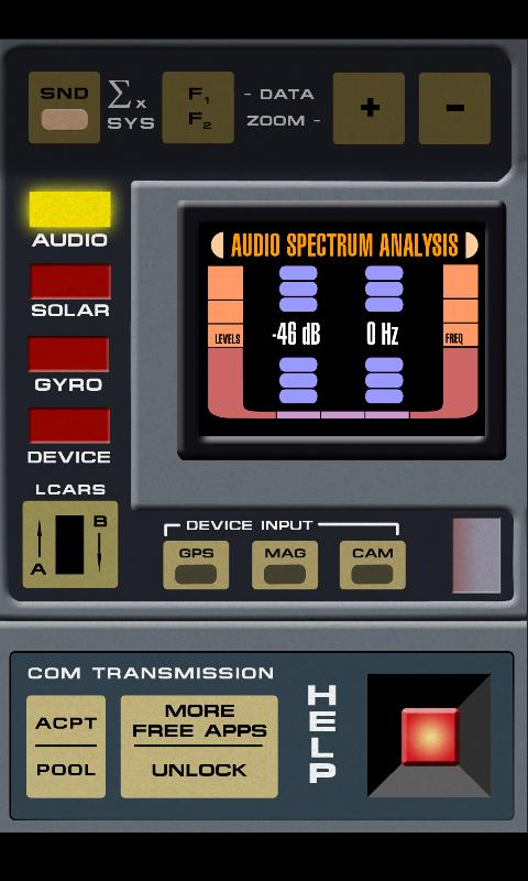 Android Tricorder Apk Made By Darcy Pittsburgh