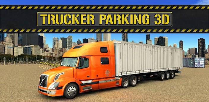 Trucker Parking الشاحنة الرائعة t-o3x4v3k-jID0LRZWbw