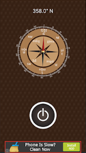 Compass Light - screenshot