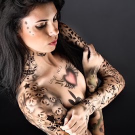 by Derek Smith - People Body Art/Tattoos