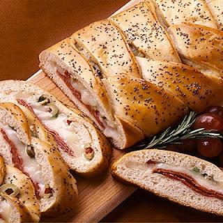 Italian Stuffed Bread Appetizer Recipes