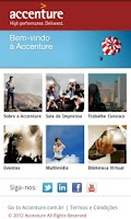 Screenshot of Accenture BR