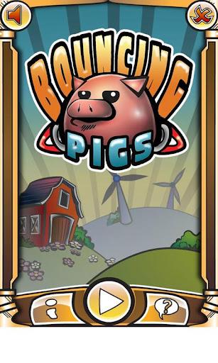 Bouncing Pigs