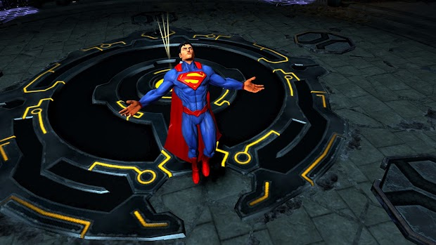 Superman finally joins the roster of Infinite Crisis