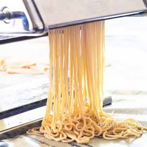Fresh Egg Noodles